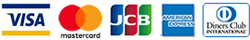 クレジット決済ロゴ